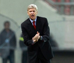 Wenger delighted by `convincing` Arsenal win
