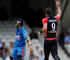 England rest Anderson, Trott from ODI series