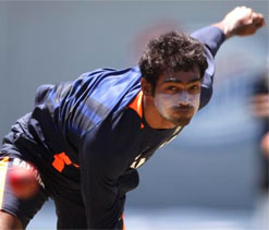 Vinay Kumar ruled out of T20s, Mithun in as replacement