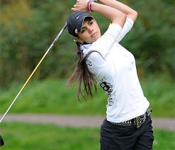 Sharmila grabs LET card, finishes 17th in Final Stage