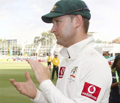 Clarke reclaims top spot in ICC Test rankings