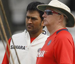 Duncan Fletcher is useless: Players to BCCI