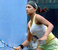 Pallikal loses in pre-quarters of World Open