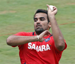 Zaheer to play for Mumbai against MP