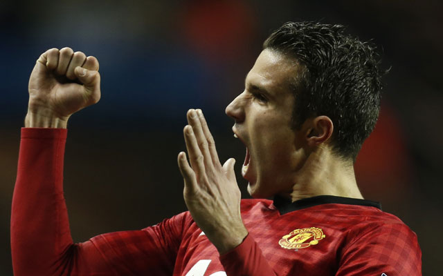 Rooney, Van Persie fire Manchester United three points clear in EPL