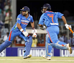 Yuvraj was brilliant today, acknowledges skipper Dhoni