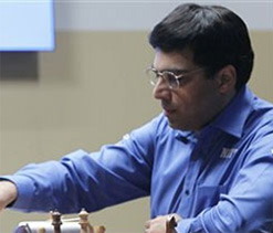 Anand looks forward to a busier 2013