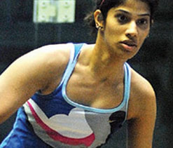 Ghosal, Chinappa in quarters of National Squash C`ship