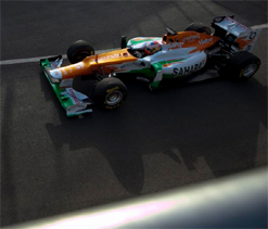 Sahara Force India eye 5th spot in 2013 season