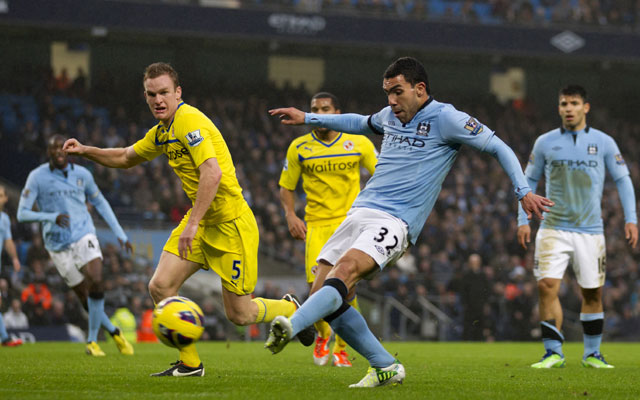 Injury-time header seals 1-0 victory for Manchester City