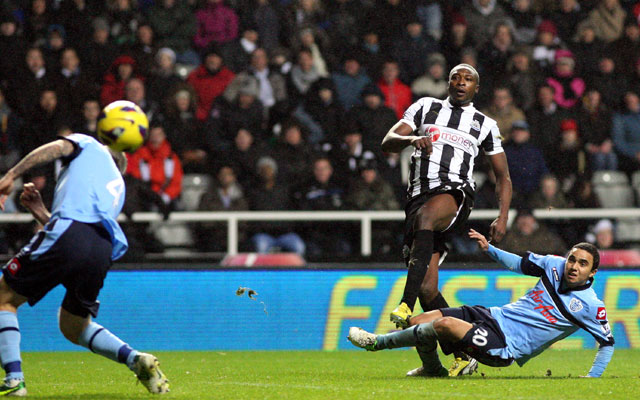 Newcastle United beat Queen Park Rangers 1-0