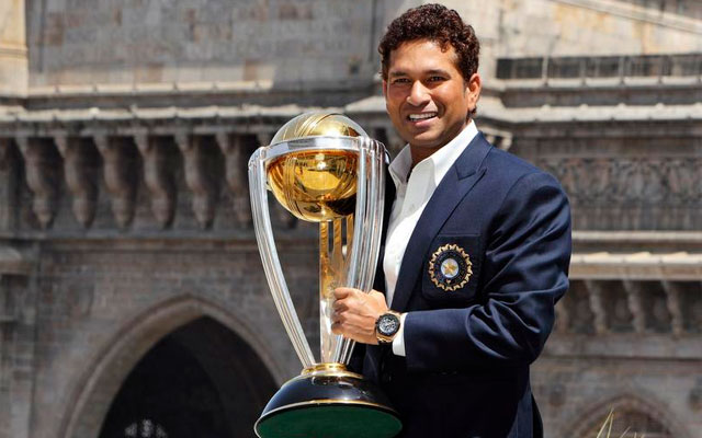Sachin Tendulkar walks off after owning almost every ODI record