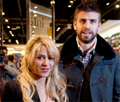 Shakira`s child will be FC Barcelona member at birth