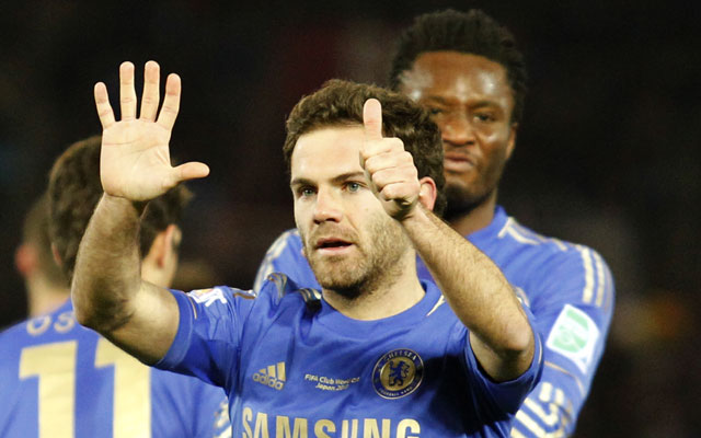 Juan Mata stikes to hand Chelsea 1-0 win over Norwich