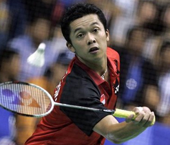 Taufik pledges to promote badminton after retirement