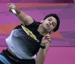 Shuttler Kashyap reaches career-best ranking