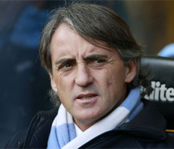 Man U's seven-point lead in PL title race 'unimportant': Mancini