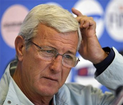 Lippi plays down Madrid rumour despite Zidane recommendation