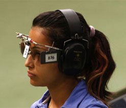 Guron wins gold; Heena, Annuraj vie for top prize in pistol