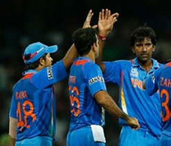 India vs Pakistan, 2nd T20: Statistical highlights