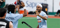 Champions Trophy: India move to top of group with 4-2 win over New Zealand