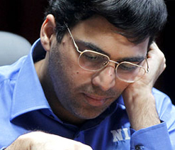 Anand salvages draw against McShane
