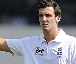 Finn likely to be available for Kolkata Test