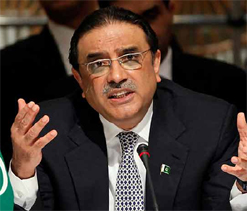 Zardari not visiting India to watch cricket match: Spokesman