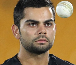 India vs Pakistan 2012: Kohli doubtful starter for 2nd ODI