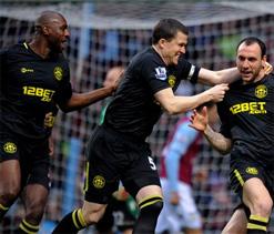 Aston Villa 0-3 Wigan: Martinez's men heap further misery on struggling Lambert