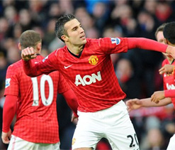 Manchester United beat West Brom 2-0 in EPL