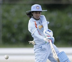 Mithali Raj to lead Indian eves in 2013 World Cup