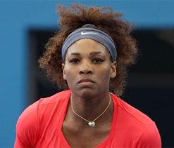 Serena targeting 2013 Grand Slam title 'clean sweep'
