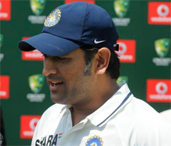 Dhoni clears air on Eden Gardens pitch controversy
