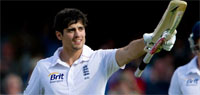India vs England 2012: Third consecutive century by Cook puts Poms in command