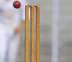 Saxena picks five-for as Bengal dismiss Saurashtra for 209