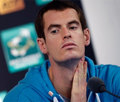 Murray says no to swearing on court