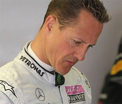 Ecclestone says Schumacher's comeback for second spell in F1 'mistake'