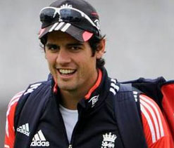 Alastair Cook credits county stint for good form