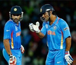 India remain at number 3 in ODI rankings
