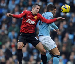 EPL: Van Persie decides derby day in thrilling fashion