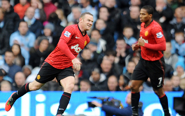 English Premier League: Manchester City vs Manchester United - As it happened...