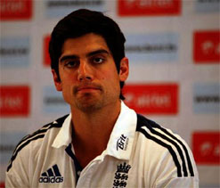 Cook applauds efforts of Ahmed, Flower