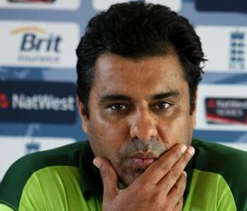 Upcoming Pak-India series to herald new era, says Waqar Younis