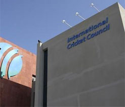 ICC Board recommends split presidency role
