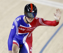 Britain smash women`s team sprint world record