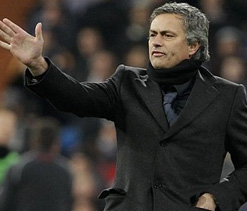 Mourinho urges Chelsea and Inter fans to back coaches