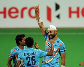 Olympic qualifier: India close to realising London dream