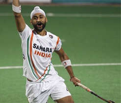 Indian mens hockey team book 2012 London Olympics berth