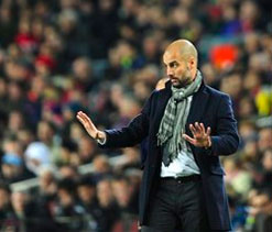 I don`t think Barca can win the League: Guardiola